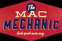 The Mac Mechanic
