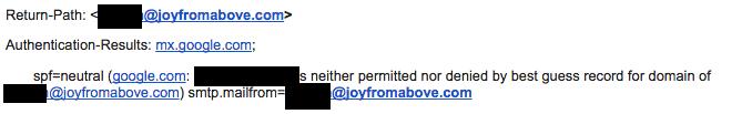Phishing Email 2